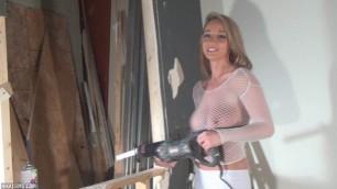 Nikki Sims Break Shit Naked Solo Teens