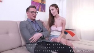 FuckStudies.com -hazel Dew -crazy Orgasm after Chess Game