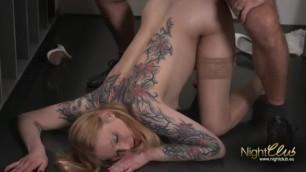 Kitty Blair - Blowjob in Pussy Und Anal Gefickt