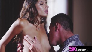 5KTEENS, Baby Nicols Spreads Pussy For Fat Cock