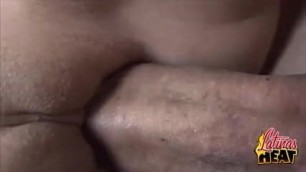 Hot Colombian Teen Andrea Hardcore Sex